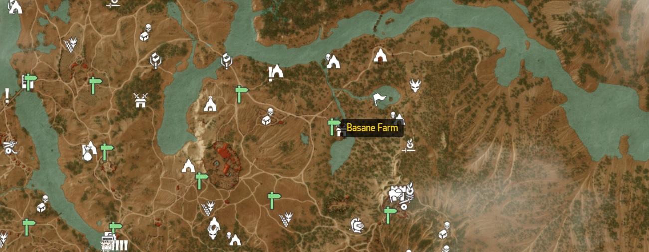 Basarne Farm