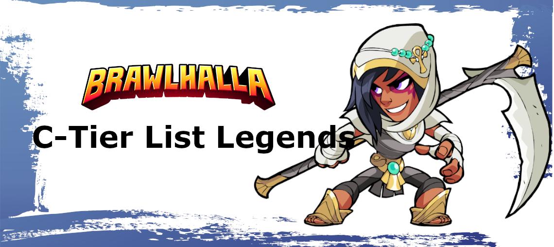 Brawlhalla Tier List