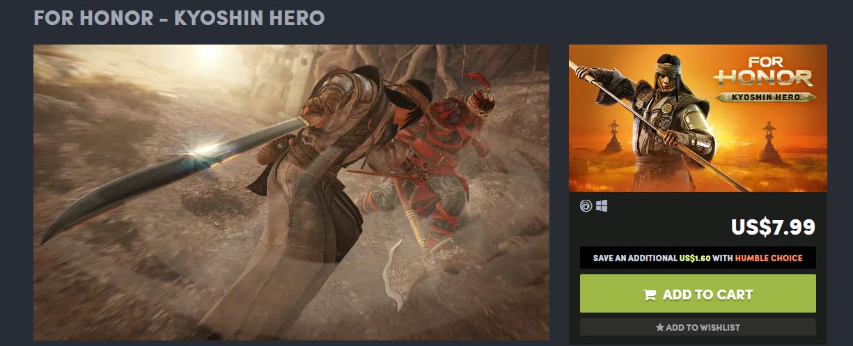 Kyoshin Hero on Humble Bundle