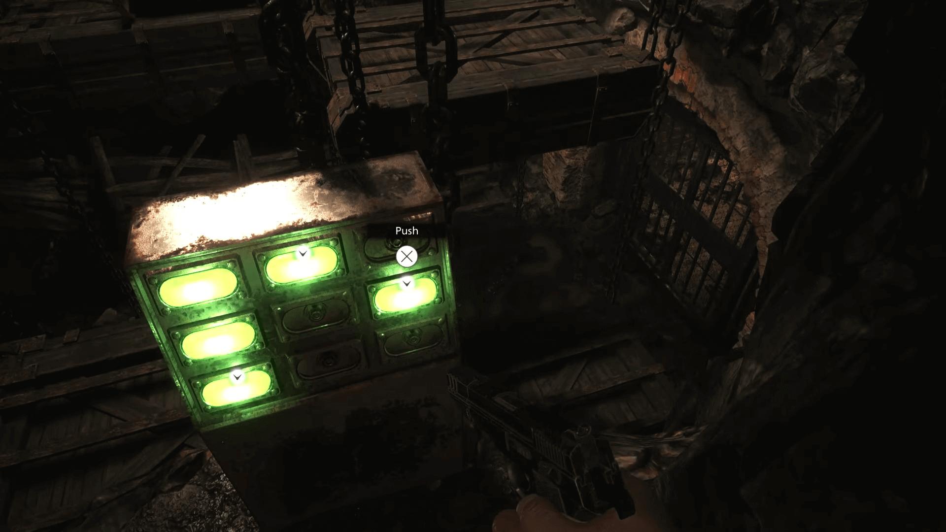 Resident Evil Village Well