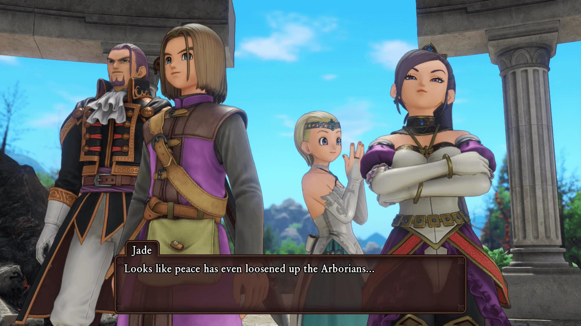 Dragon Quest 11 Ultimate Key