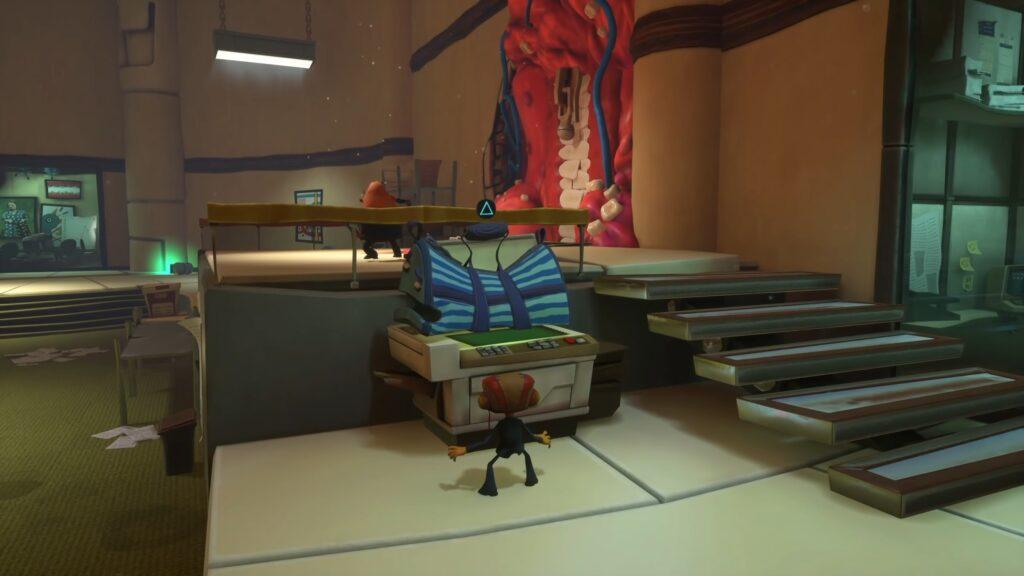 Emotional Baggage Collectibles Loboto's Labyrinth Psychonauts 2