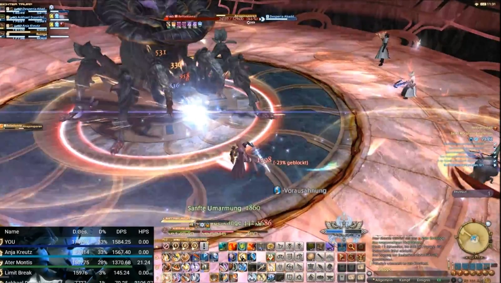 FFXIV Leveling guide 60-70
