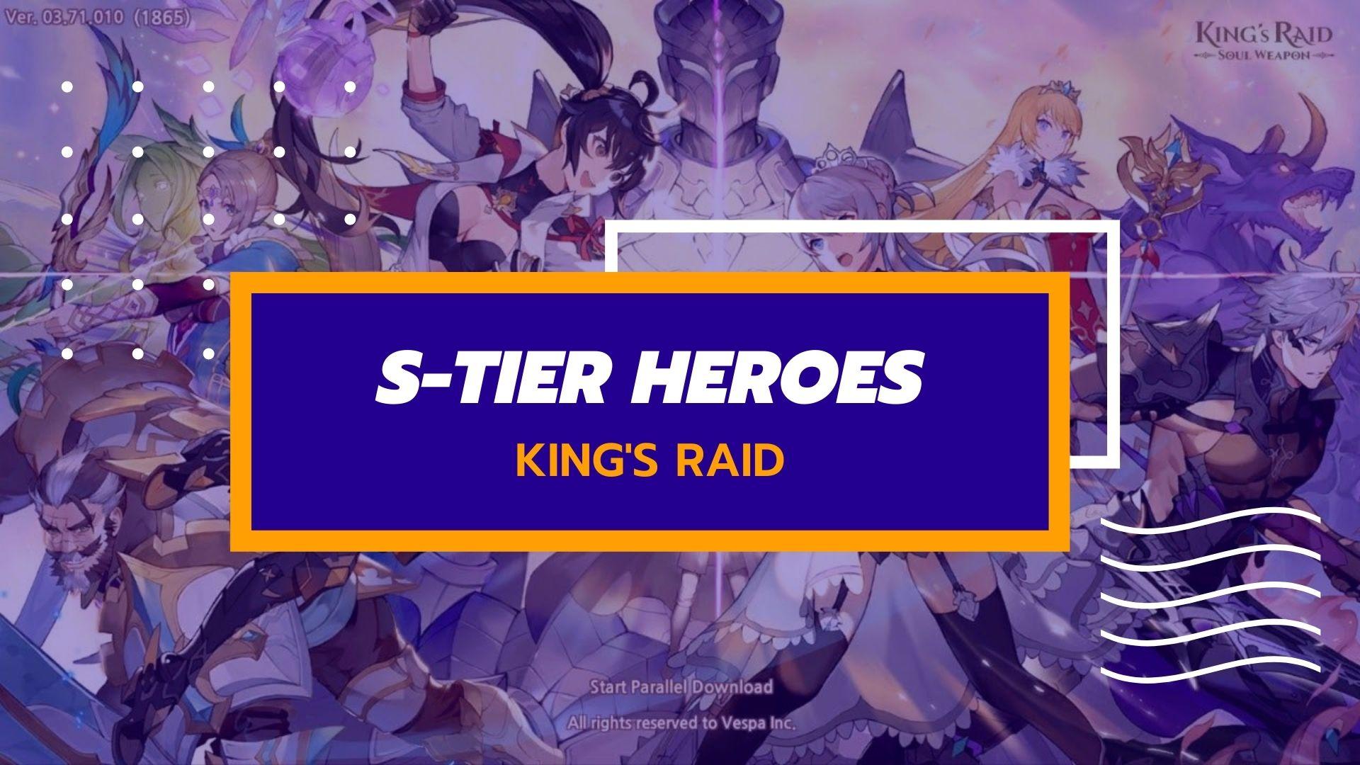 King's Raid Tier List