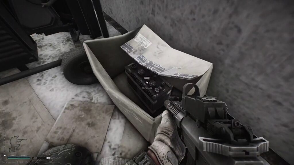 Lend Lease Escape from Tarkov Skier Task Quest