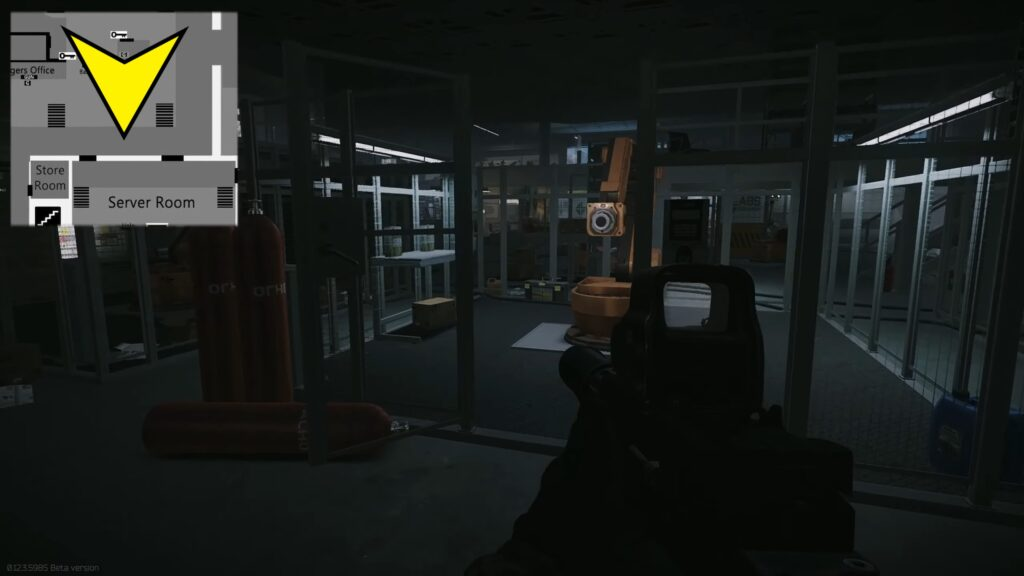 Lend Lease Escape from Tarkov Peacekeeper Task Quest
