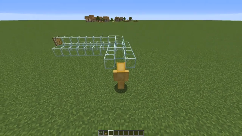 Exiting crawling animation in Minecraft