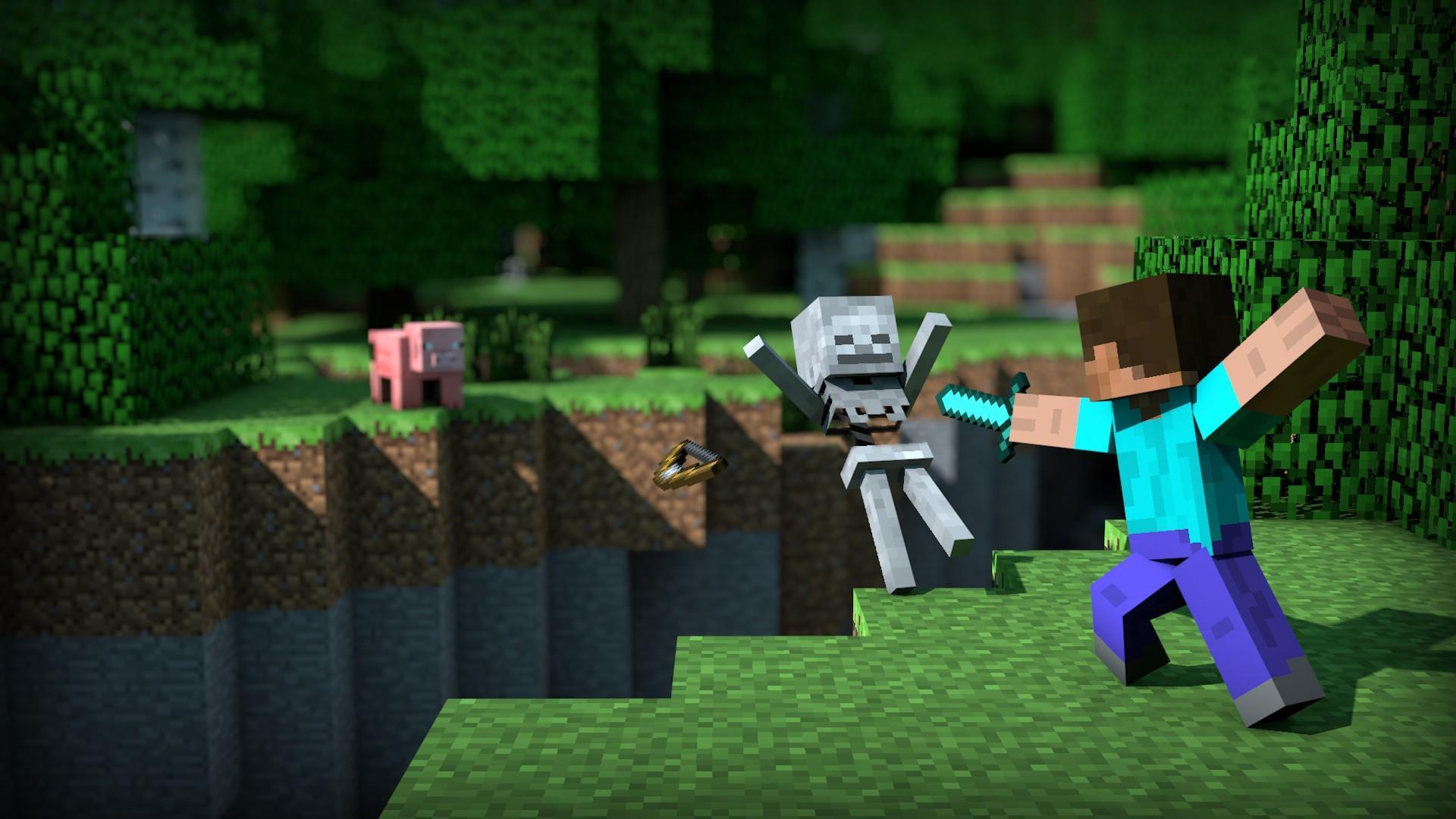 Minecraft in 2021