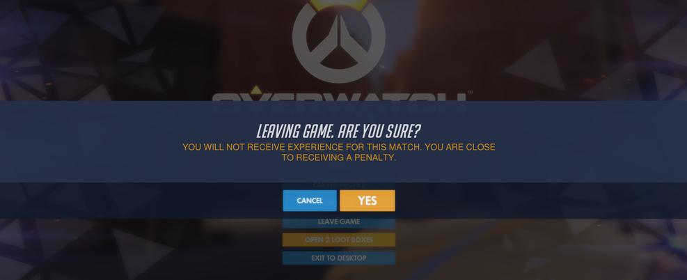 Overwatch Level Borders