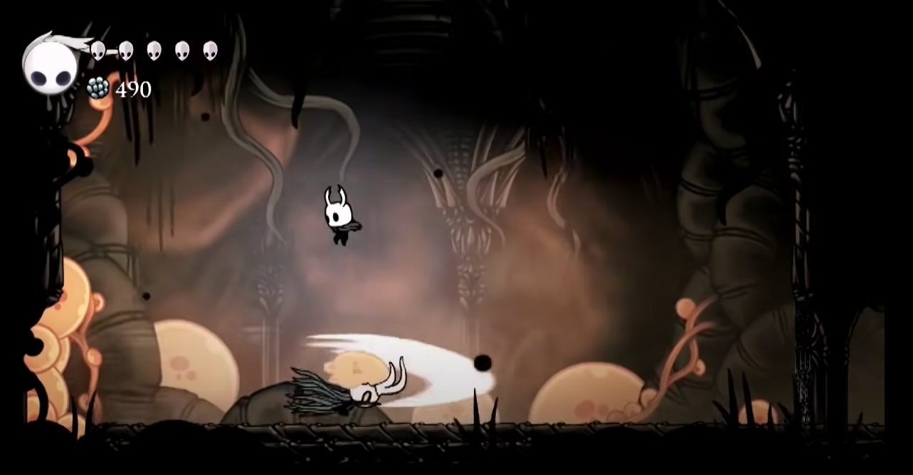 Hollow Knight Double Jump