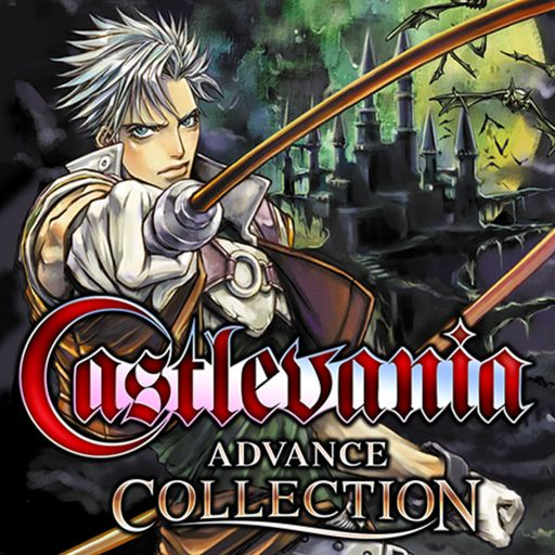 Castlevania Advance Collection Box Art Leaked