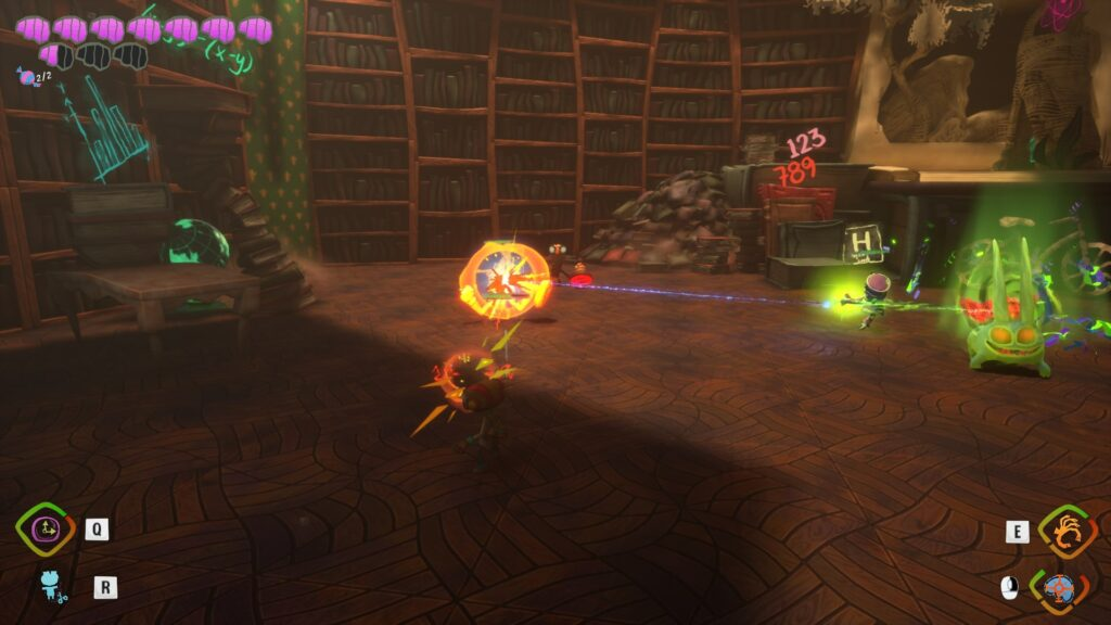Psychonauts 2 Best Power Skill Ability Pin Upgrades