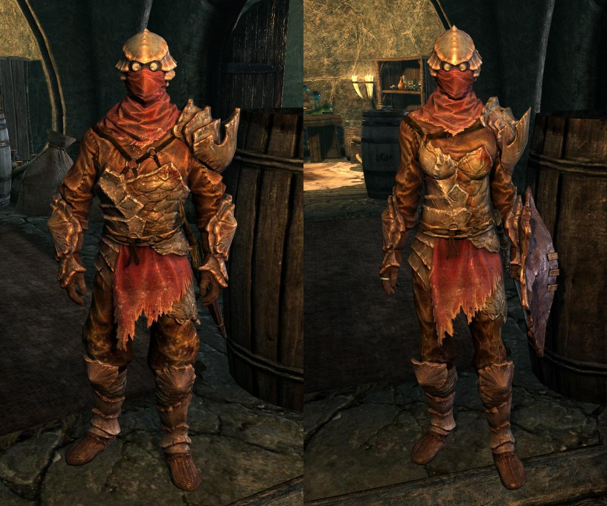 Skyrim Light Armor
