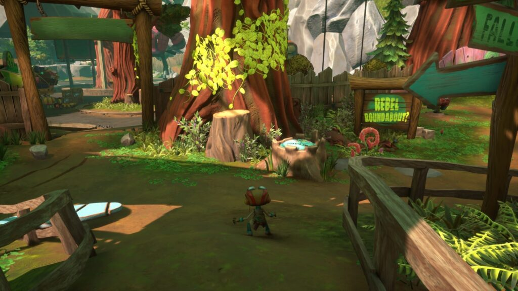 Find Search for Queepie Locations Questionable Area Psychonauts 2
