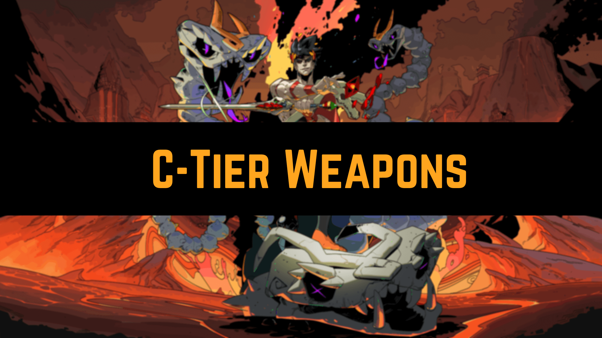 Hades Weapons Tier List