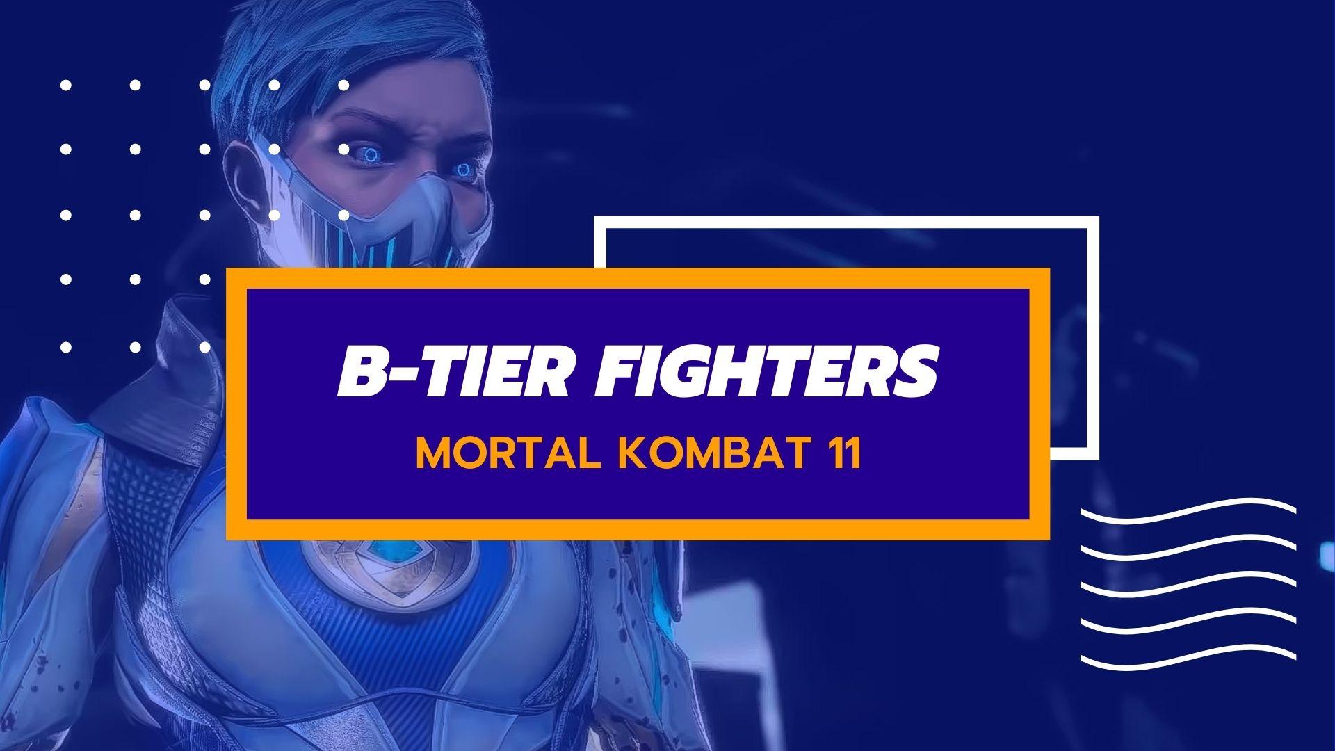 MK11 Tier List