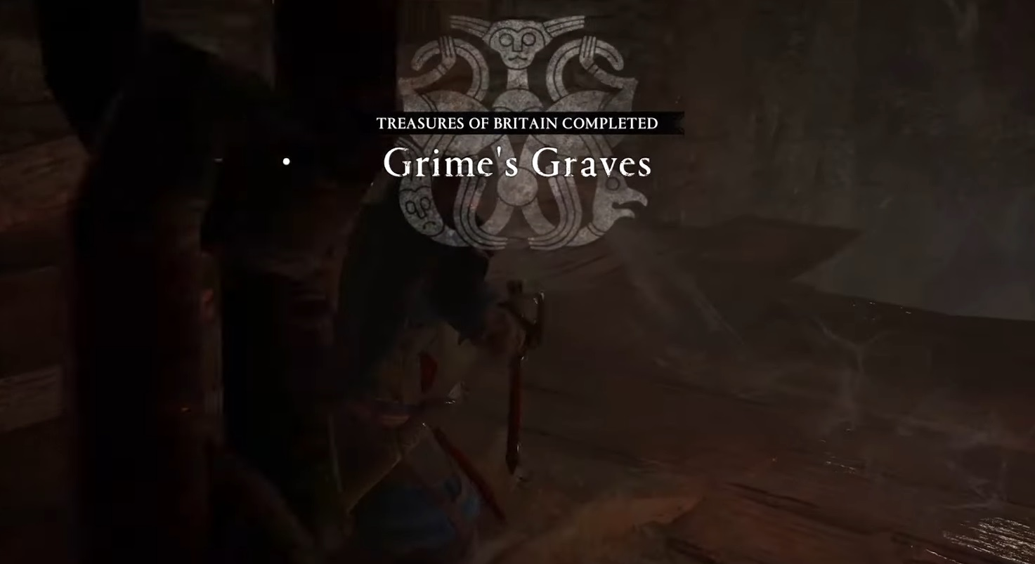 Assassin's Creed Valhalla Grimes Graves