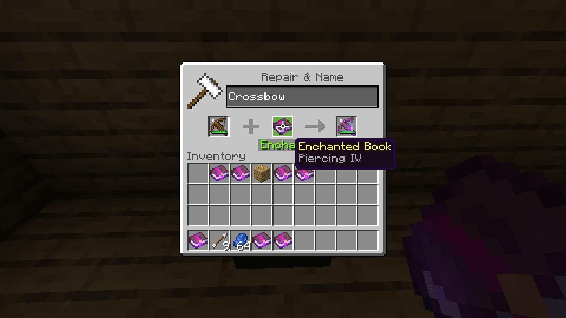 Best Crossbow Enchantments