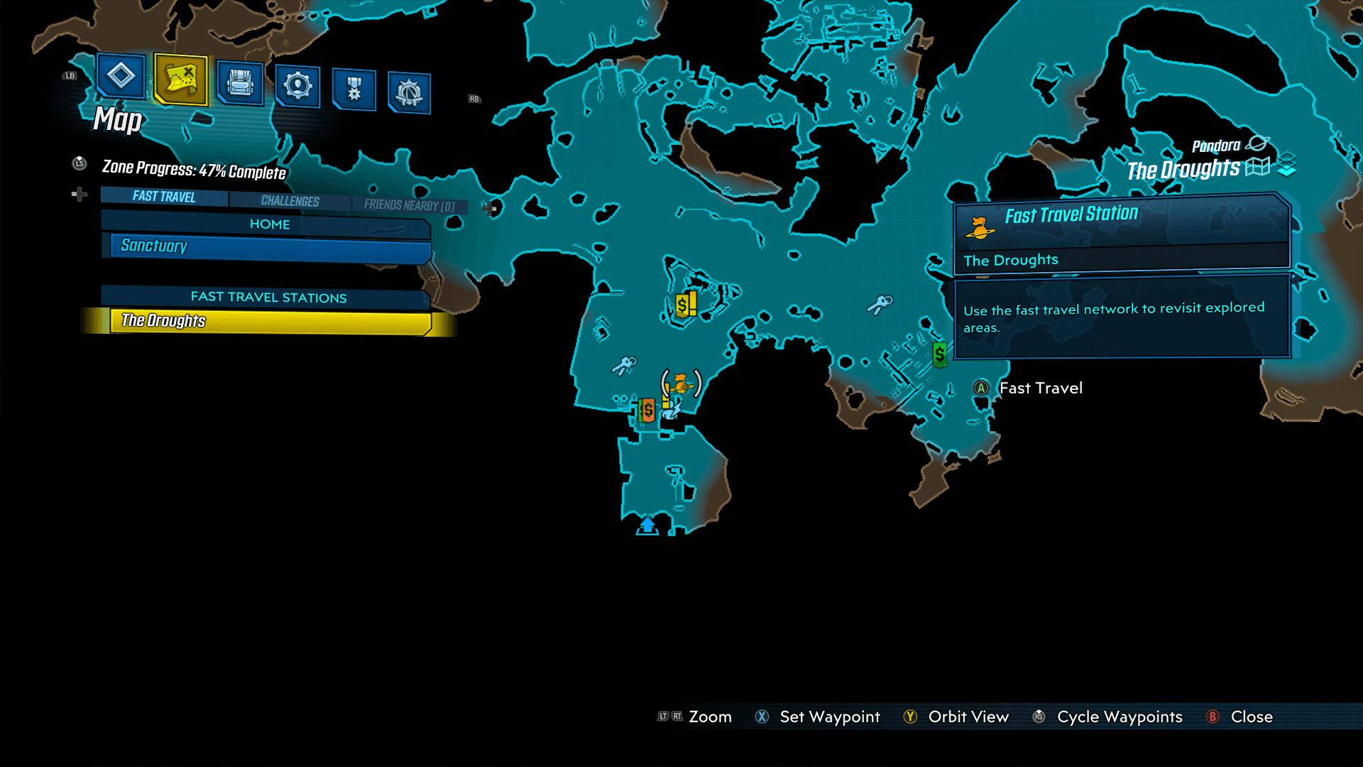 Demoskaggon Borderlands 3 Location