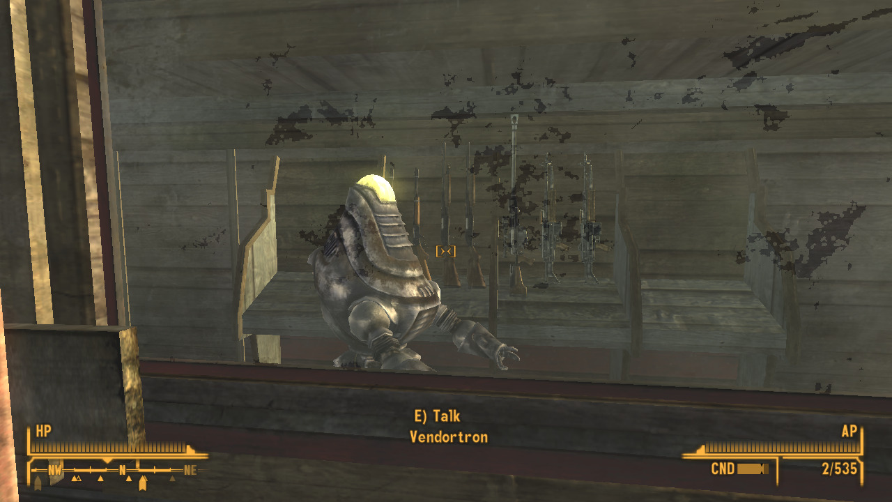 Fallout New Vegas Best Weapons