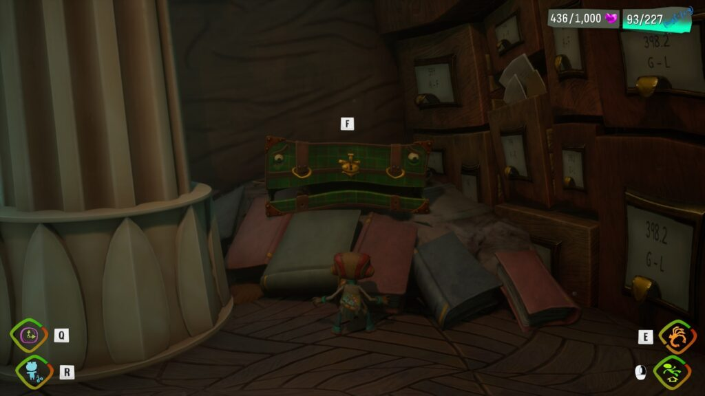 Psychonauts 2 Emotional Baggage Collectible Locations Cassies Collection