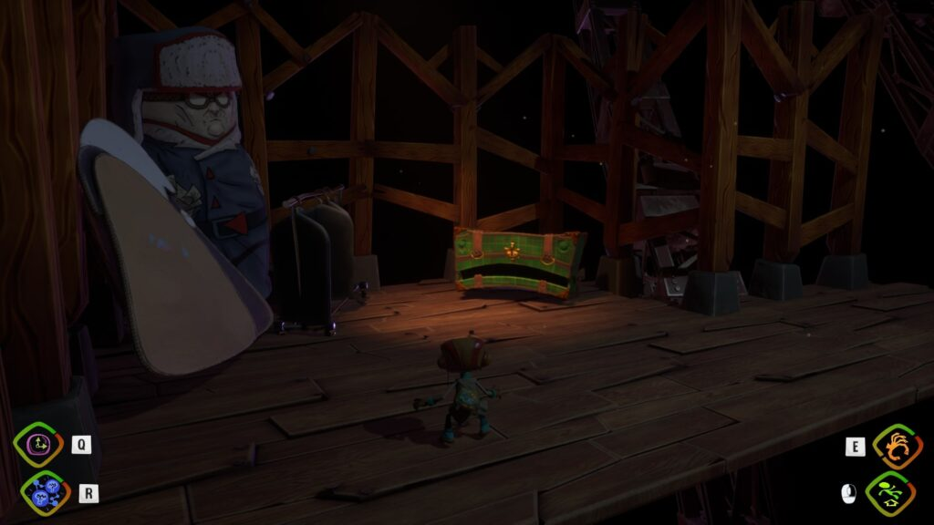 Psychonauts 2 Emotional Baggage Collectible Locations Fatherland Follies
