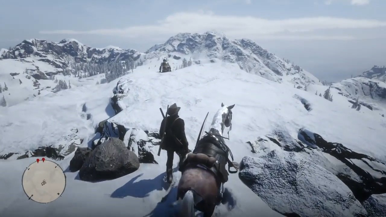 RDR2 Robot Location Guide