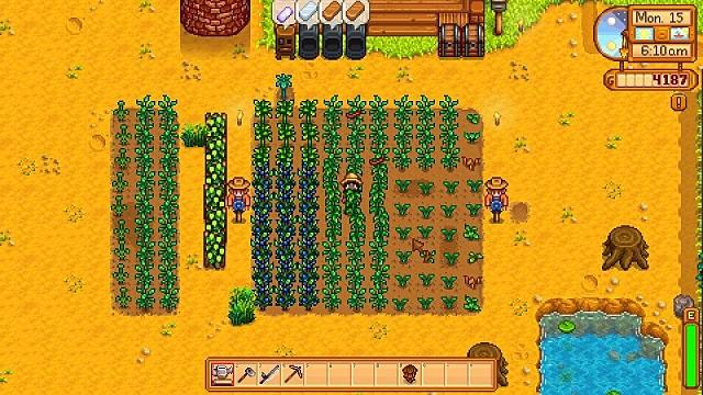 Stardew Valley best spring crop